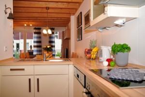 Küche Nordseevilla